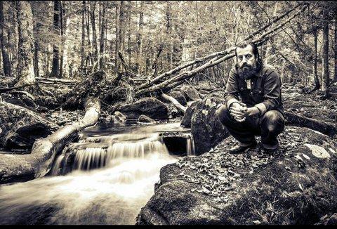Sean Rowe naturalist